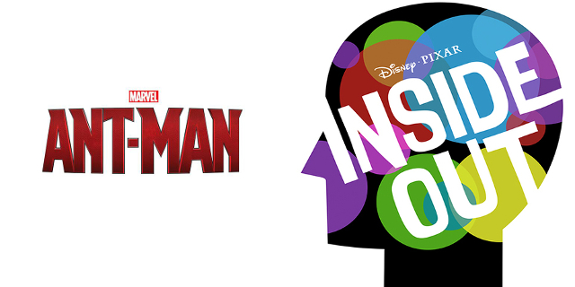 Ant Man Inside Out