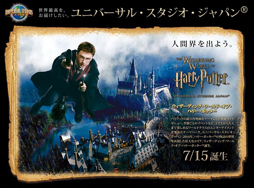 The_wizarding_world_Harry_POtter