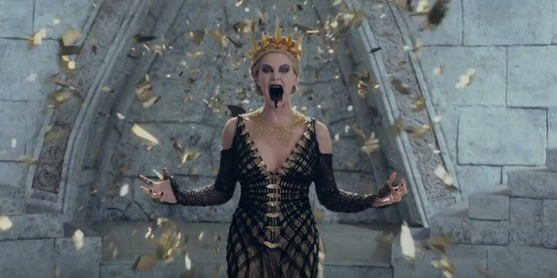 The Huntsman  Trailer Tease   YouTube