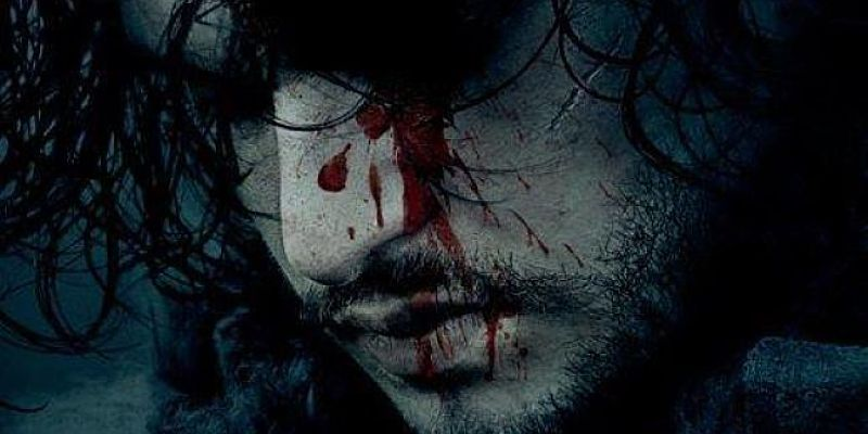 Game of Thrones – Sesta Stagione: Jon Snow insanguinato nel primo poster