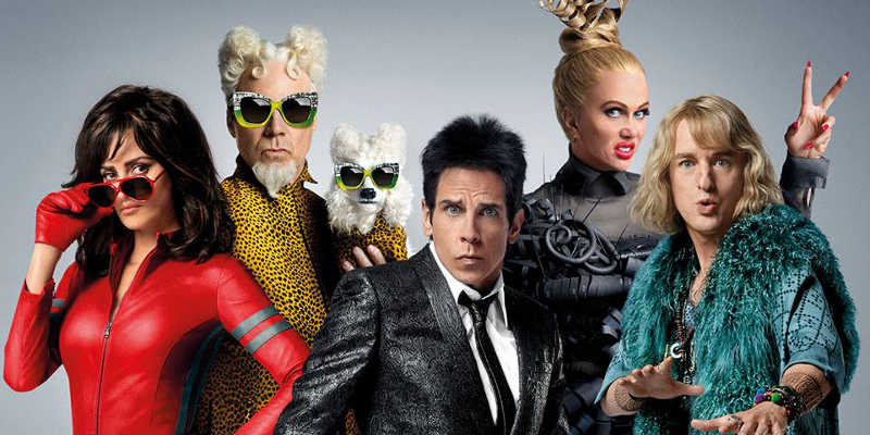 Razzie Awards 2017 – Zoolander 2 e Batman v Superman guidano le nomination