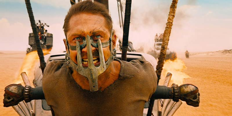 Mad Max: Fury Road senza CGI batte lo stesso gran parte degli action movie moderni!
