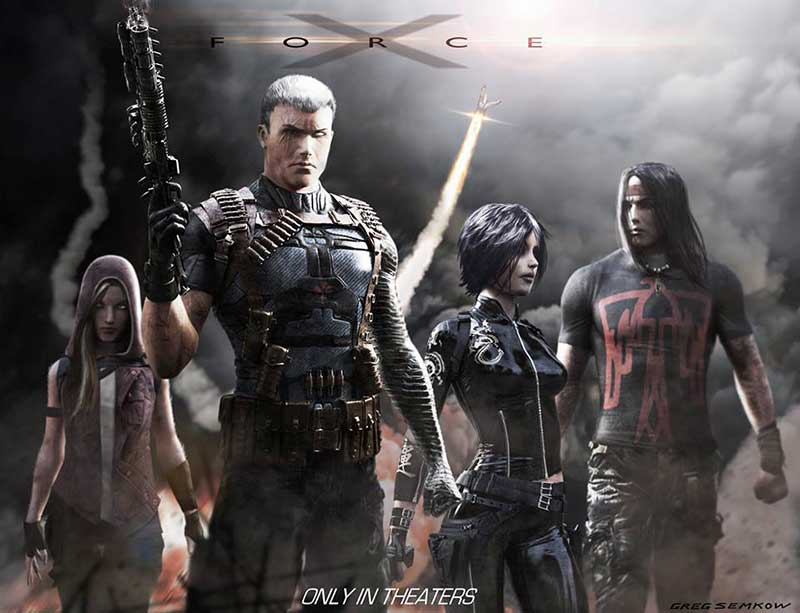 x-force-line-up