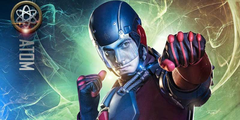 Legends of Tomorrow – Un promo tutto dedicato ad Atom