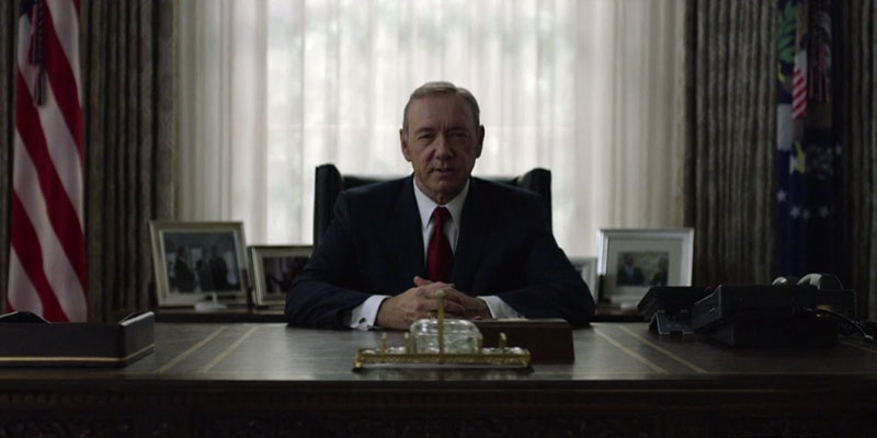 Spacey, nuove accuse di molestie dalla troupe di House of Cards