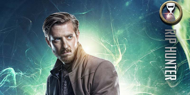 Legends of Tomorrow – Il promo di Rip Hunter e un nuovo spot