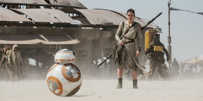 ADG Awards – Star Wars, Jurassic World e Mad Max nominati come migliori scenografie