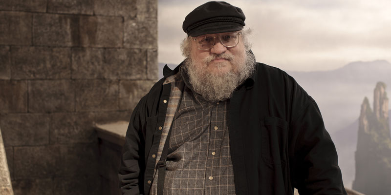 Game of Thrones: George Martin non scriverà per gli spin-off finché non avrà finito Winds of Winter