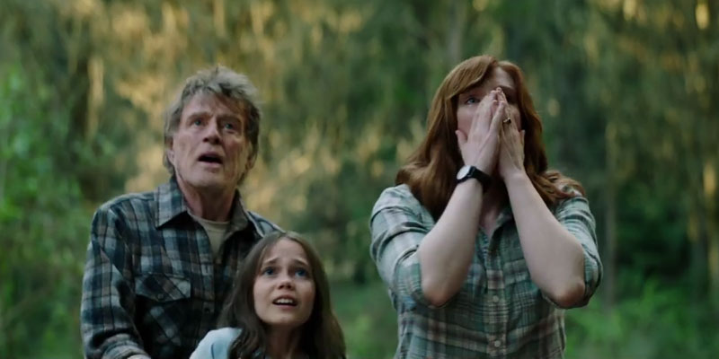 Pete's Dragon – Primo trailer per il remake di Elliot, il Drago Invisibile