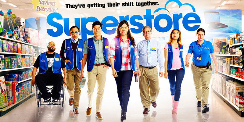 """SUPERSTORE -- Pictured: """"Superstore"""" Key Art -- (Photo by: NBCUniversal)"""