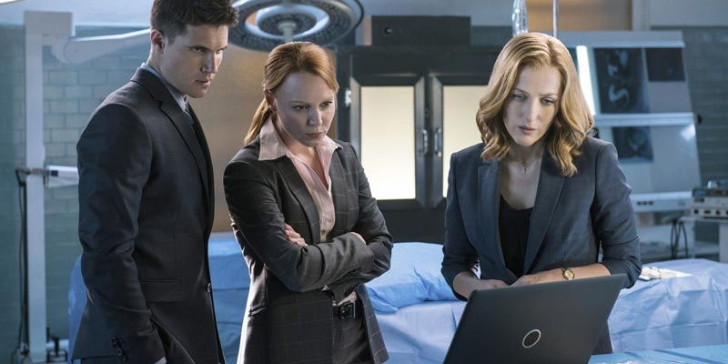 X-Files, la recensione del season finale: My Struggle II