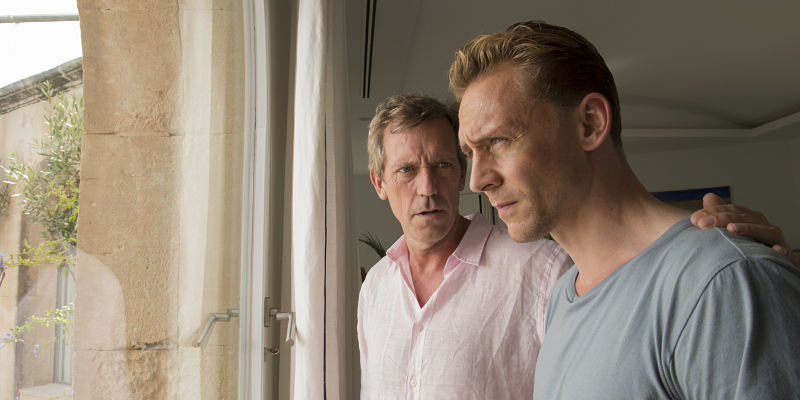 Loki + Dr. House = The Night Manager