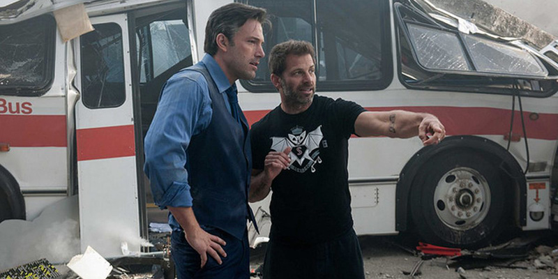 Affleck paragona la prima scena di Batman in Batman v Superman a un film horror