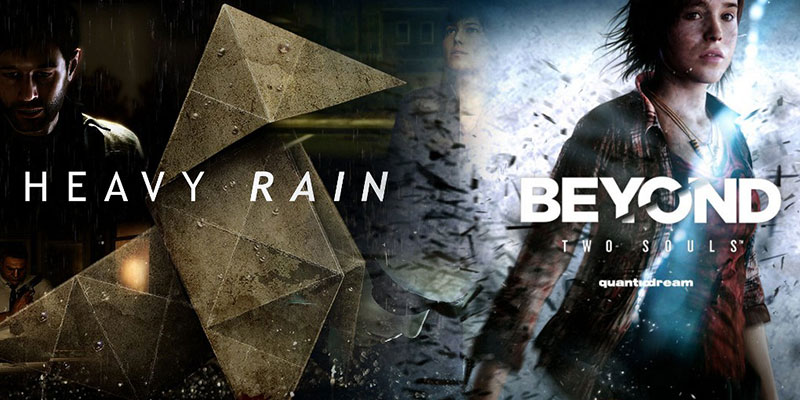 Heavy Rain – Beyond 2 Anime Collection: La Recensione per PS4