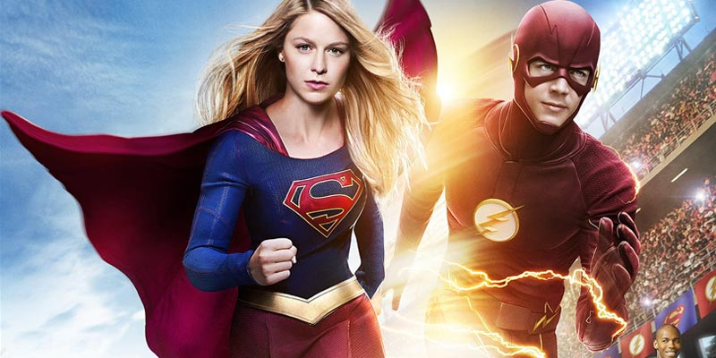 Supergirl, la recensione del cross-over con The Flash: Worlds' Finest
