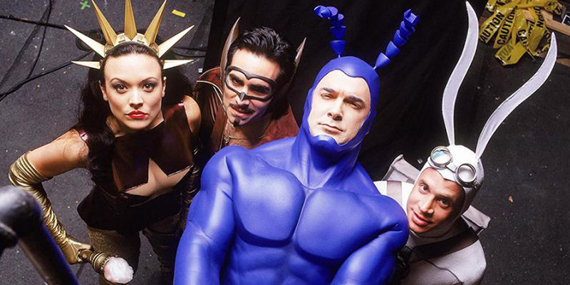 Peter Serafinowicz sarà The Tick nella nuova serie tv live action prodotta da Amazon