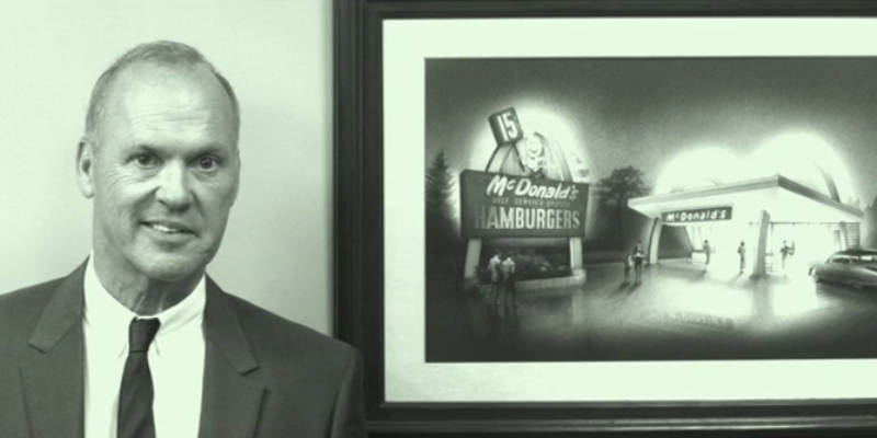 Exclusive trailer   The Founder