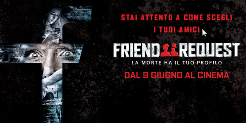 Friend Request (2016) Watch Online Hindi Dubbed Full Movie