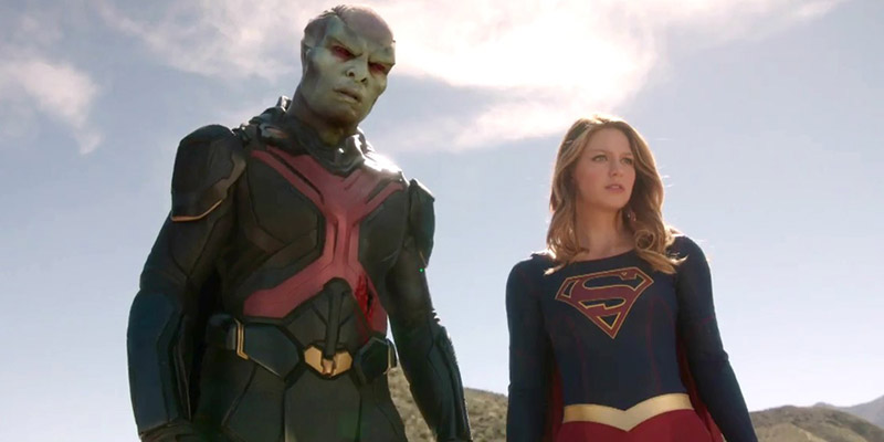 Supergirl, la recensione del season finale: Better Angels