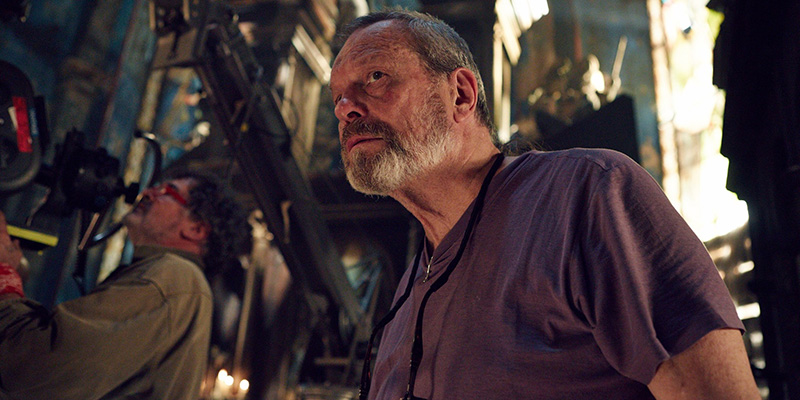 Terry Gilliam, via libera per il suo 'Don Quixote' a Cannes