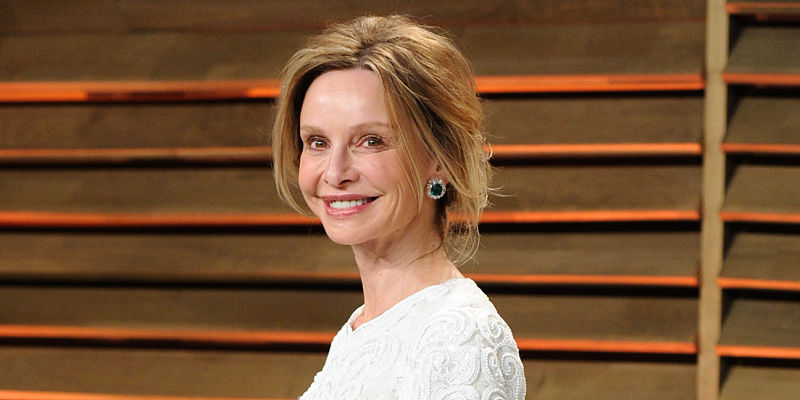 Calista Flockhart attends the 2014 Vanity Fair Oscar Party, on Sunday, March 2, 2014, in West Hollywood, Calif. (Photo by Evan Agostini/Invision/AP)