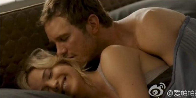 Passengers: ecco Jennifer Lawrence e Chris Pratt, trailer in arrivo?