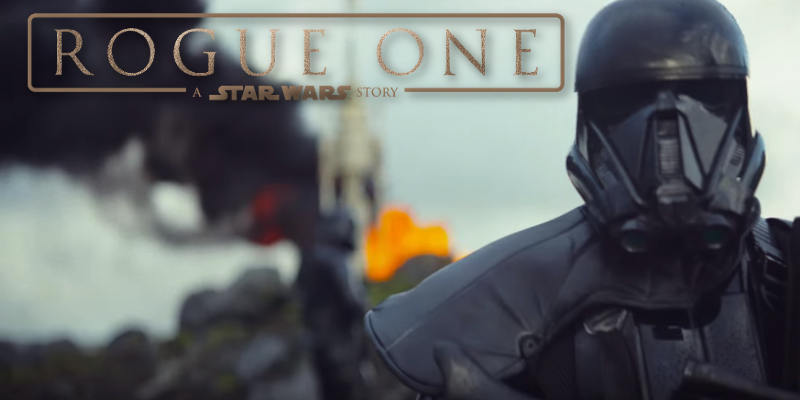 Rogue One: a Star Wars Story: pronta la locandina e il filmato