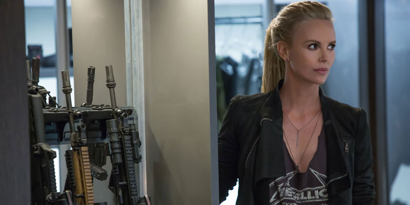 Charlize Theron diventerà come Hannibal Lecter per Fast & Furious 8