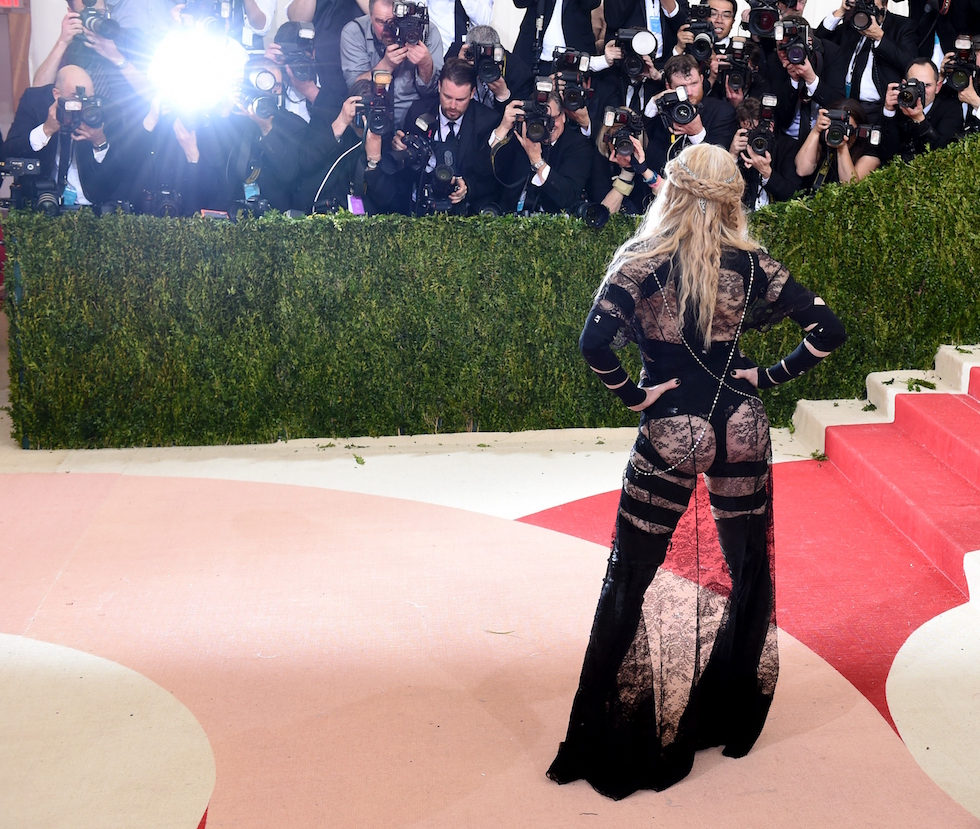 Madonna (TIMOTHY A. CLARY/AFP/Getty Images)