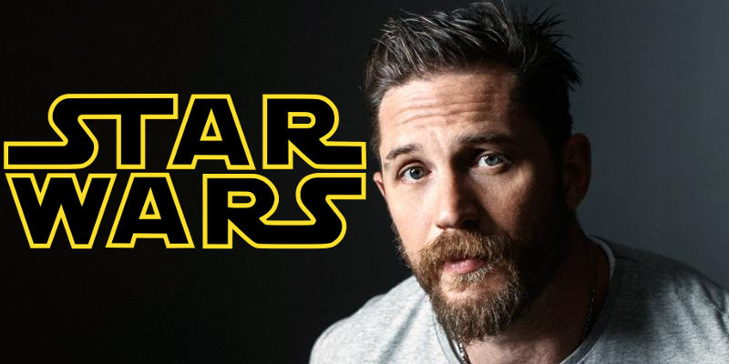 Tom Hardy farà un cameo in 'The Last Jedi'?