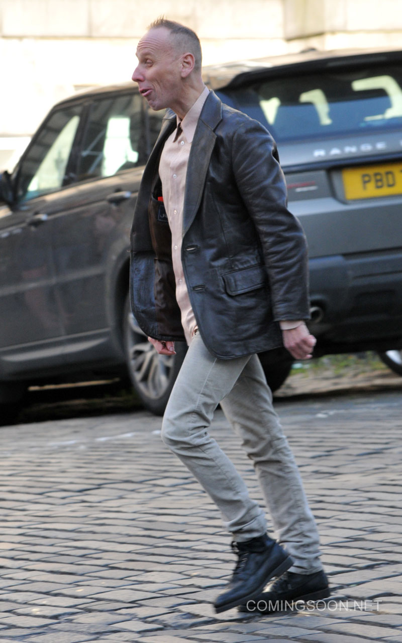 Trainspotting 2 filming in Edinburgh with Ewan Bremner as Daniel 'Spud' Murphy Featuring: Ewan Bremner Where: Scotland, United Kingdom When: 13 May 2016 Credit: WENN.com