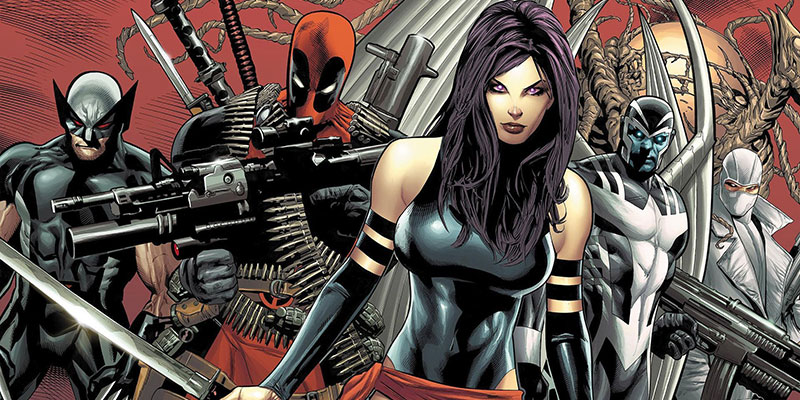 x-force cover