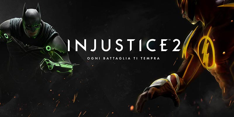 Videogames News: Injustice 2, E3, Watch Dogs 2, Fifa 17