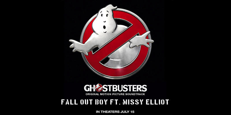 Ghostbusters: Missy Elliott e Fall Out Boy per la colonna sonora