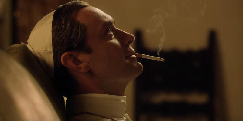Teaser  The Young Pope 03