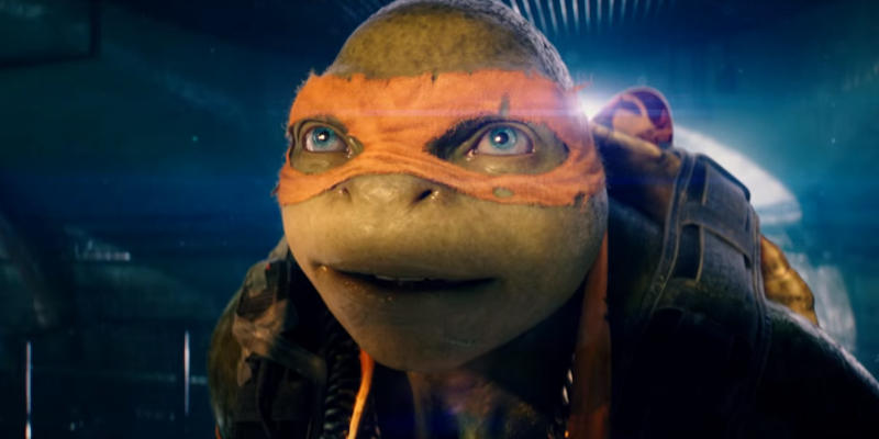 Teenage Mutant Ninja Turtles 02