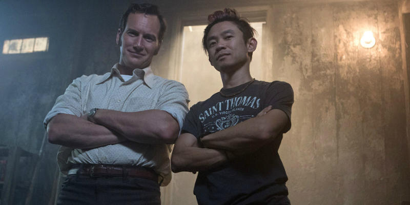 The Conjuring James Wan