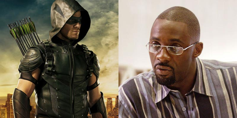 Arrow – Il big bad della stagione 5 sarà ispirato all'Idris Elba di The Wire