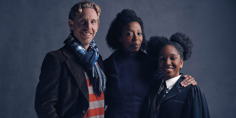 Harry Potter – Ron, Hermione e Rose Granger-Weasley in Cursed Child