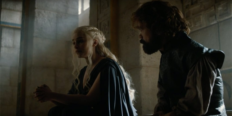 Game of Thrones – 6×10: anticipazioni dal promo del finale, The Winds of Winter