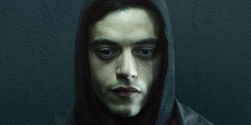 "Mr. Robot – Due poster per la seconda stagione: ""Control is an illusion"""