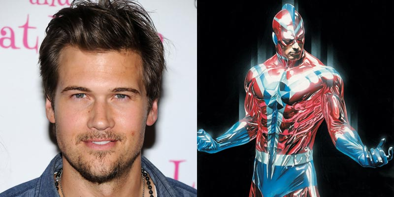 Legends of Tomorrow – Nick Zano sarà Citizen Steel
