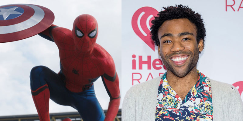 Spider-Man: Homecoming – Anche Donald Glover nel cast