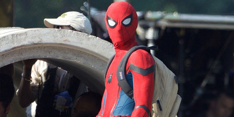 Spider-Man: Homecoming – Un video dal set con Spidey in azione