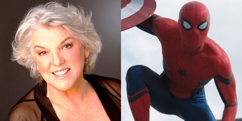 Spider-Man: Homecoming – Anche Tyne Daly nel cast