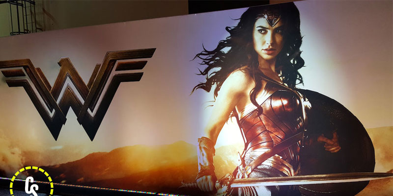 Wonder Woman – I costumi e i prop esibiti al Licensing Expo 2016