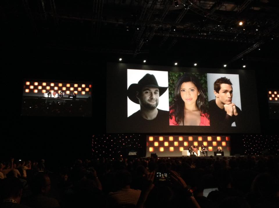 Panel star wars rebels