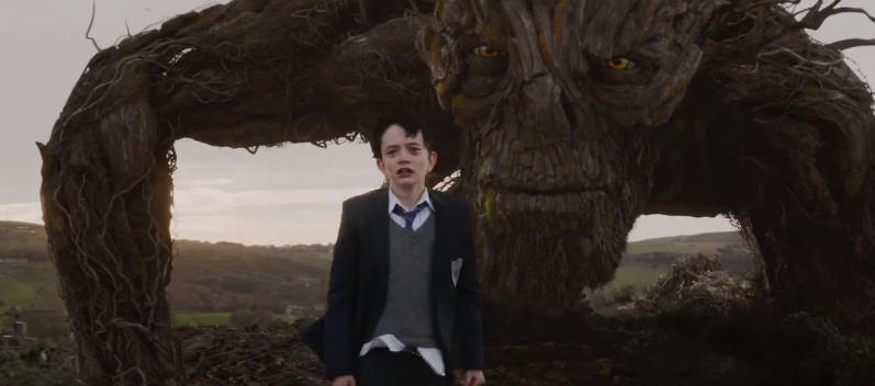A Monster Calls – Un nuovo intenso trailer introdotto da Liam Neeson