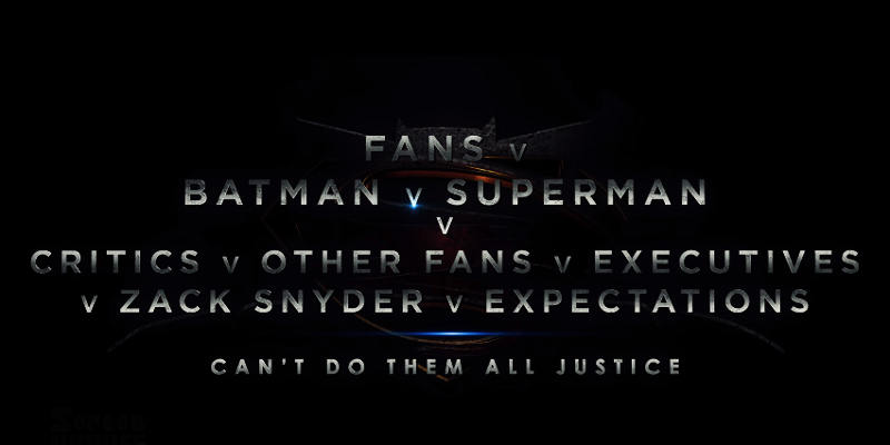 Batman v Superman: il trailer onesto del cinecomic di Zack Snyder