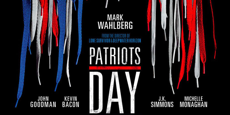 Patriots Day – Il poster del film sull'attentato alla maratona di Boston